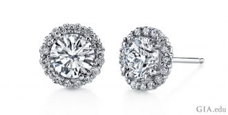 Diamond stud earrings are a jewelry staple. Wear them to add a splash of style to any outfit. Here's how to choose a pair of diamond studs you'll love.
