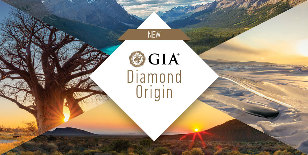 New GIA Diamond Origin Report