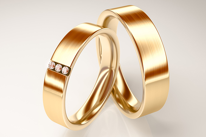 The Origin Of Wedding Rings Ancient Tradition Or Marketing Invention Gia 4cs