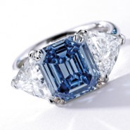 Auction Report: Fancy Colored Diamonds Fall 2014